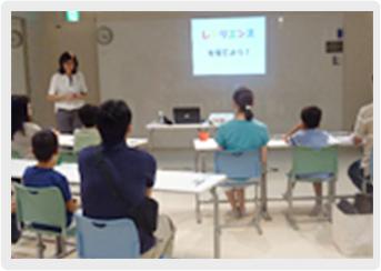 伊勢丹新宿店 cocoikuにて親子講座開催