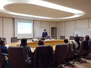 日本ポジティブ協会 受講の様子